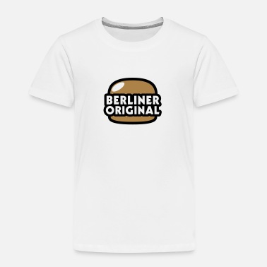 Dirty Burger Berliner Original Shirts - Kids' Premium T-Shirt