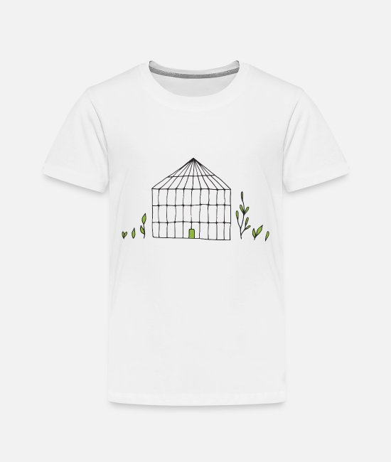 Bless You T-Shirts - plant - Kids' Premium T-Shirt white
