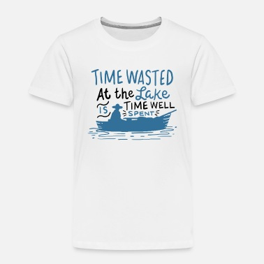 Boat Boat boating - Kids' Premium T-Shirt