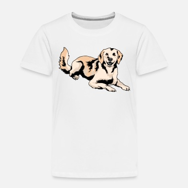 Newfoundland Labrador Retriever Labrador Retrievers - Kids' Premium T-Shirt