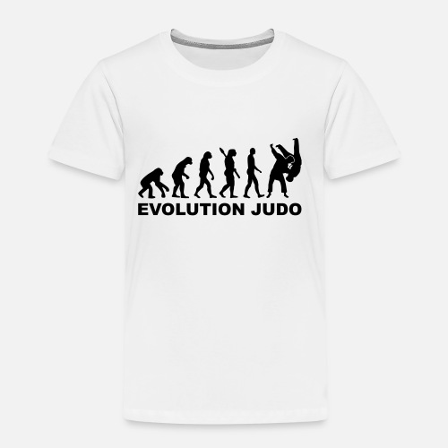 Judo Kinder Premium T Shirt Spreadshirt
