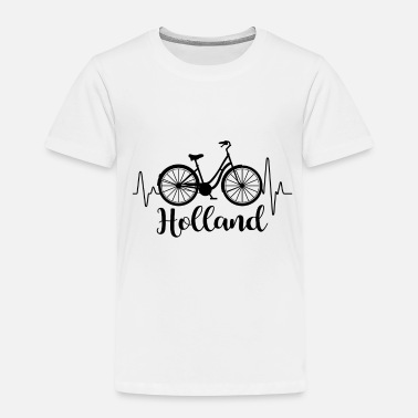 Hollandrad Hollandrad - Kinder Premium T-Shirt