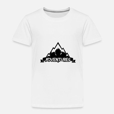 Alps Alps - Kids' Premium T-Shirt