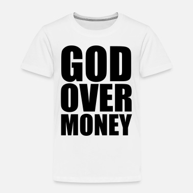 God God - Premium T-shirt barn