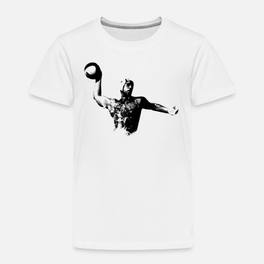 Water Polo Water polo, water polo throwing - Kids' Premium T-Shirt