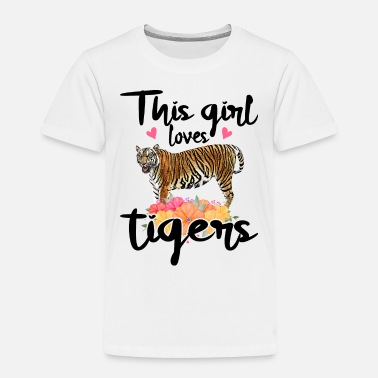 Tiger tiger - Kids' Premium T-Shirt