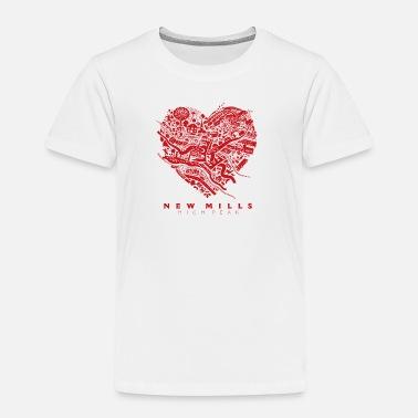 I Love Heart Derbyshire T-Shirt