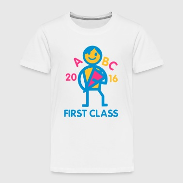 First Class - Kinder Premium T-Shirt