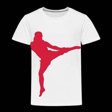Sport Kickbox - Kinder Premium T-Shirt