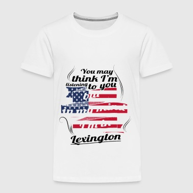 THERAPY HOLIDAY AMERICA USA TRAVEL Lexington - Kids' Premium T-Shirt