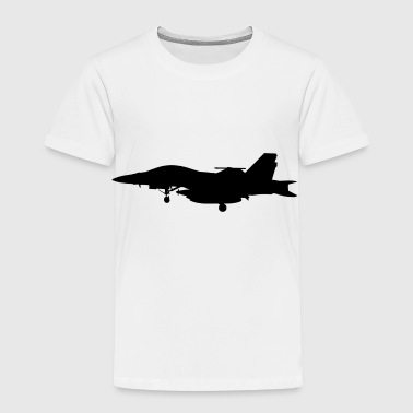 Jet fighter jet idée cadeau d'avion - T-shirt Premium Enfant