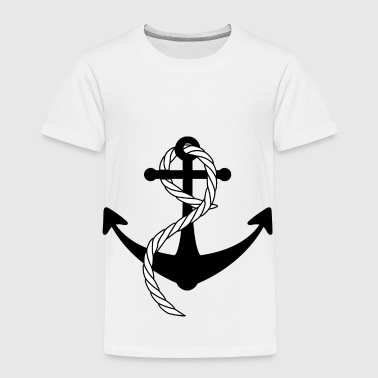 Ship Anchor - Kids' Premium T-Shirt