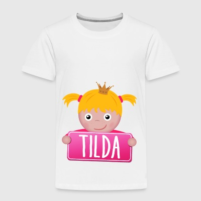 Little Princess Tilda - T-shirt Premium Enfant