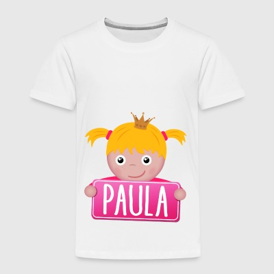 Little Princess Paula - Kinderen Premium T-shirt
