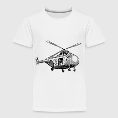 Helikopter - Kinder Premium T-Shirt