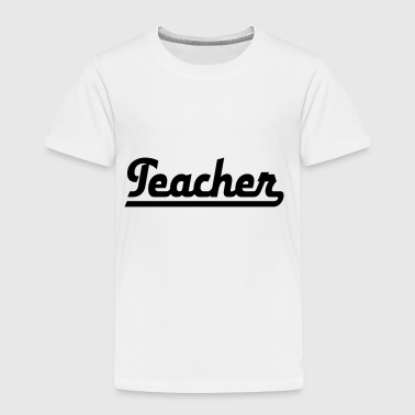 2541614 115376808 teacher - Kinder Premium T-Shirt