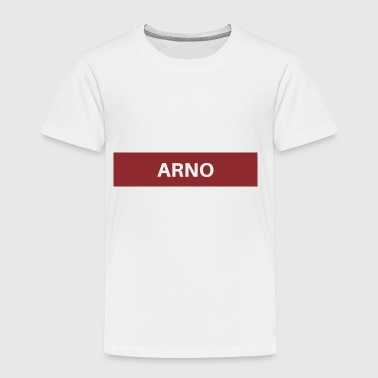 Arno - Premium T-skjorte for barn