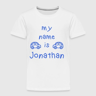 JONATHAN MY NAME IS - Kids' Premium T-Shirt