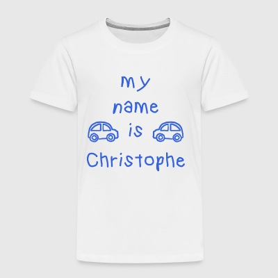 CHRISTOPHE MY NAME IS - T-shirt Premium Enfant