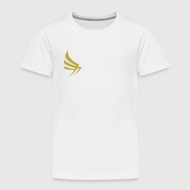 Logo YourPage gold - Kids' Premium T-Shirt