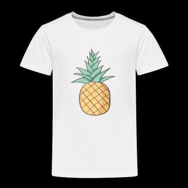pineapple - Kids' Premium T-Shirt