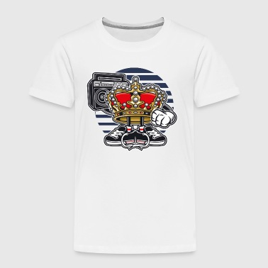 Street King - Kids' Premium T-Shirt