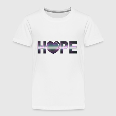 Hope Dark - Kinderen Premium T-shirt