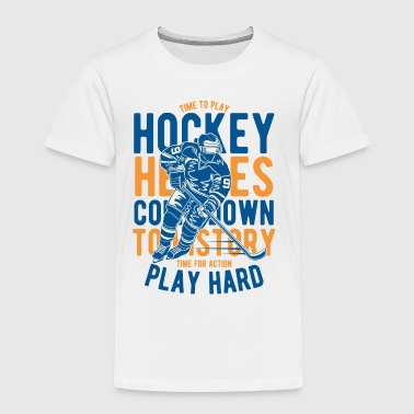 hockey - T-shirt Premium Enfant