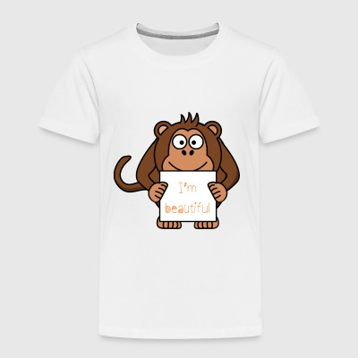 Little monkey - Kids' Premium T-Shirt