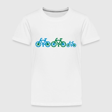 bike_family - Kids' Premium T-Shirt