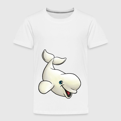 Small Beluga - Kids' Premium T-Shirt