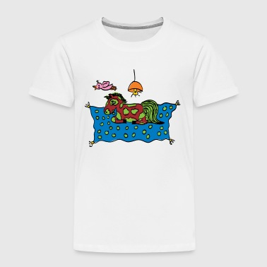 JLB Lisa Painting 02082017 1 - T-shirt Premium Enfant