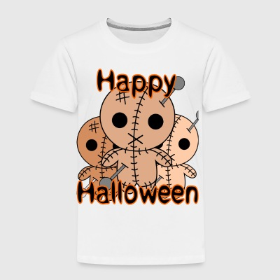 Halloween voodoo dolls - Kids' Premium T-Shirt