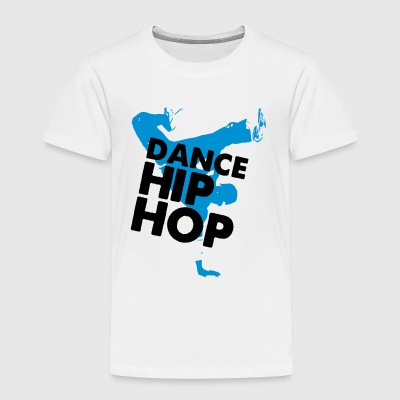 Dance HIPHOP - Kinder Premium T-Shirt