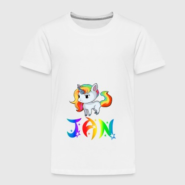 Jan Einhorn - Kids' Premium T-Shirt