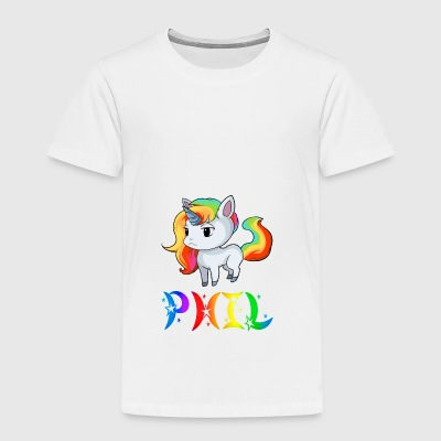 Unicorn Phil - Kids' Premium T-Shirt