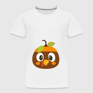 Thanksgiving turkey - Kids' Premium T-Shirt