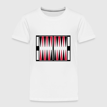 Backgammon - Kinder Premium T-Shirt