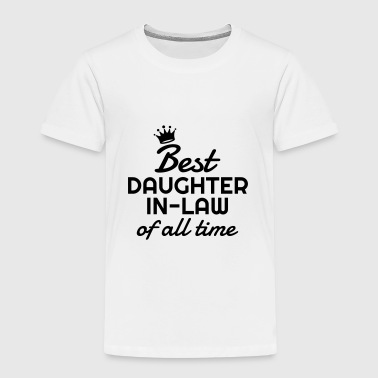 Daughter-in-law / Daughter in law Marriage Family - Kids' Premium T-Shirt