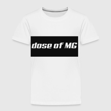 Dos av MG - Premium-T-shirt barn