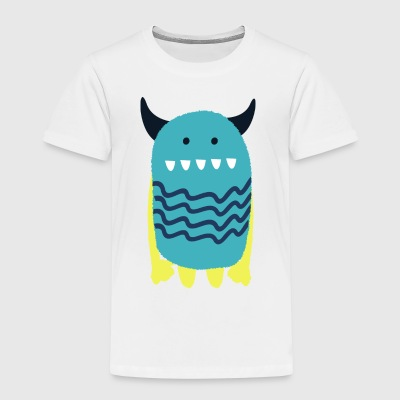 Lea Monstinchen - Monster Collection cool - T-shirt Premium Enfant
