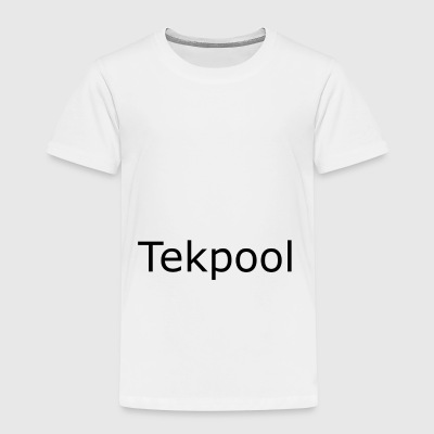 Tekpool - Premium T-skjorte for barn