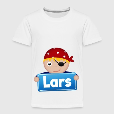 Little pirate Lars - T-shirt Premium Enfant