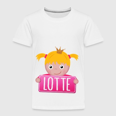 Little Princess Lotte - Kids' Premium T-Shirt