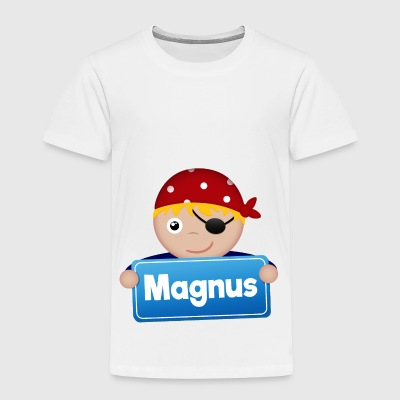 Petit Pirate Magnus - T-shirt Premium Enfant