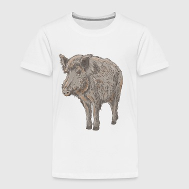 Boar - Kinder Premium T-Shirt
