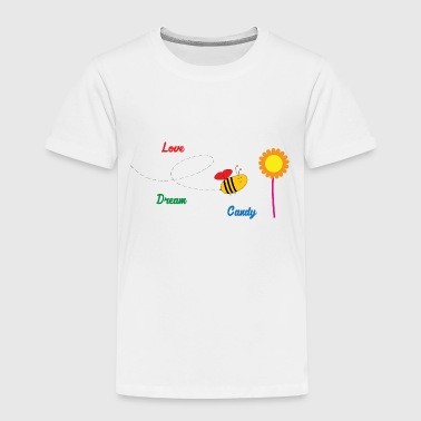 Love Dream Candy / Baby / Kid / Child / Bébé - Kids' Premium T-Shirt
