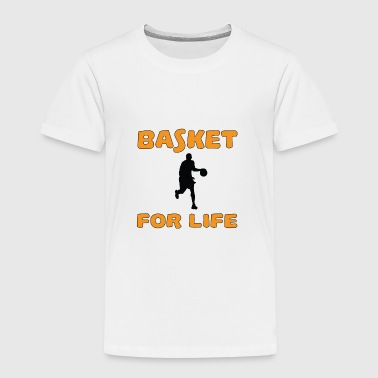 Basket for life - Premium-T-shirt barn