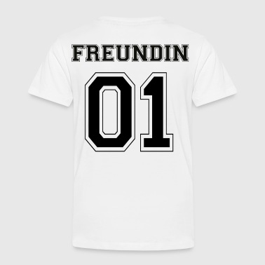 Freundin - Black Edition - Kinder Premium T-Shirt