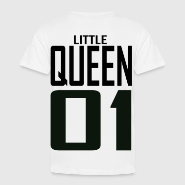 XXXXL LOGO LITTLE QUEEN 01.png - Kinder Premium T-Shirt